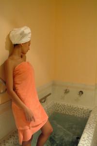mud treatments ozone bath